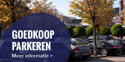 Goedkoop parkeren Centrum Geldrop