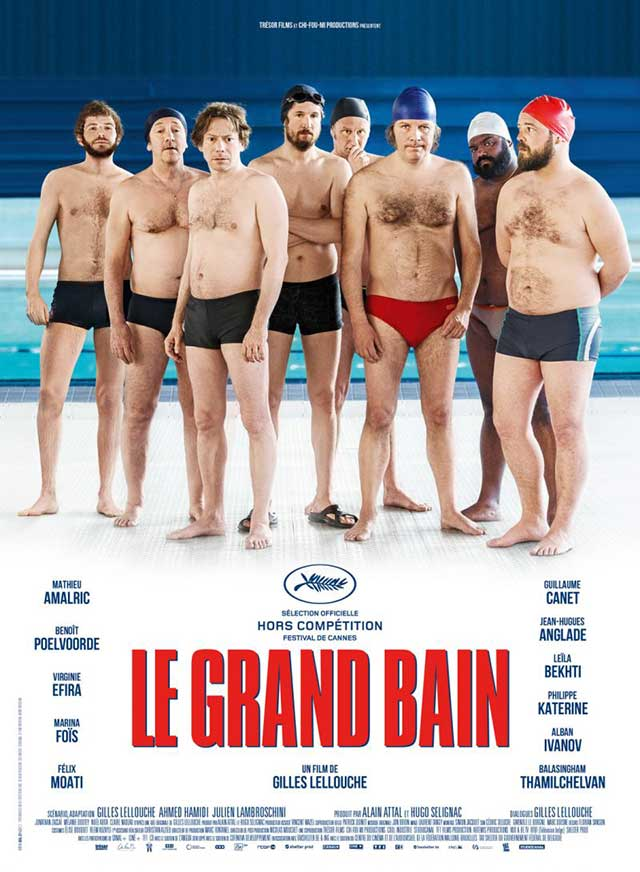 Film Le Grand bain in Geldrop Centrum