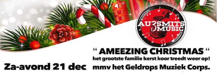 Ameezing Christmas Geldrop Centrum