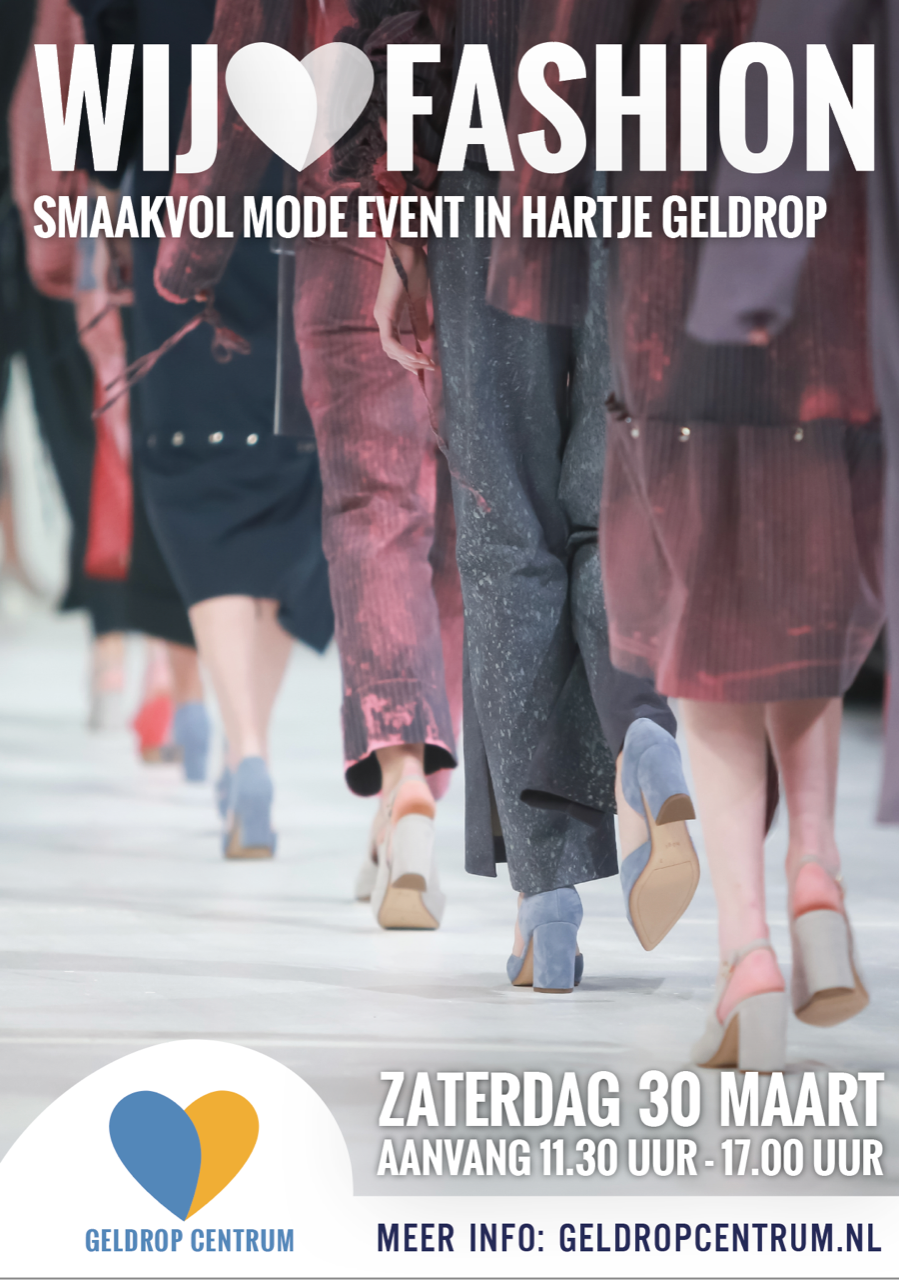 Mode Event in Geldrop Centrum